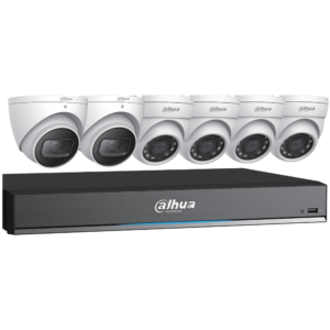 4K HDCVI Security System
