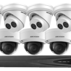 HikVision 8 Ch Turbo HD Kit
